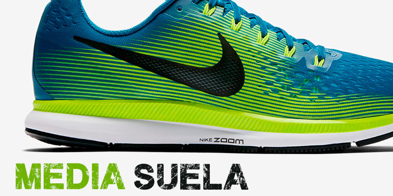 efectivo Broma Obligar  Zapatillas Nike Air Zoom Pegasus 33 | Review StreetProRunning