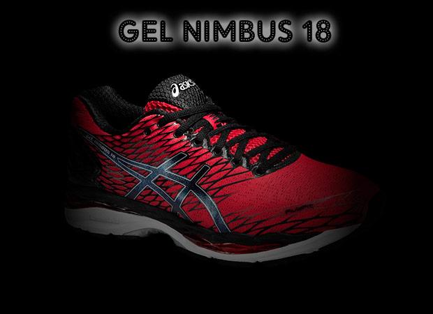 zapatillas Gel Nimbus 18