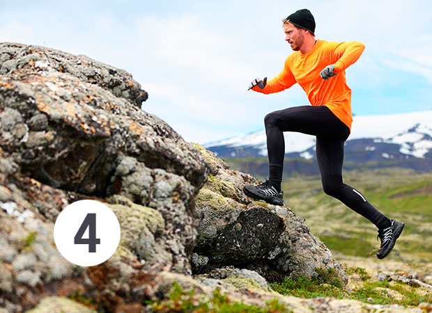 variar entrenamientos de running