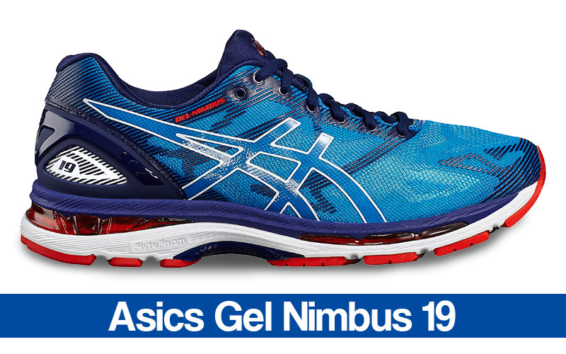 zapatos asics running