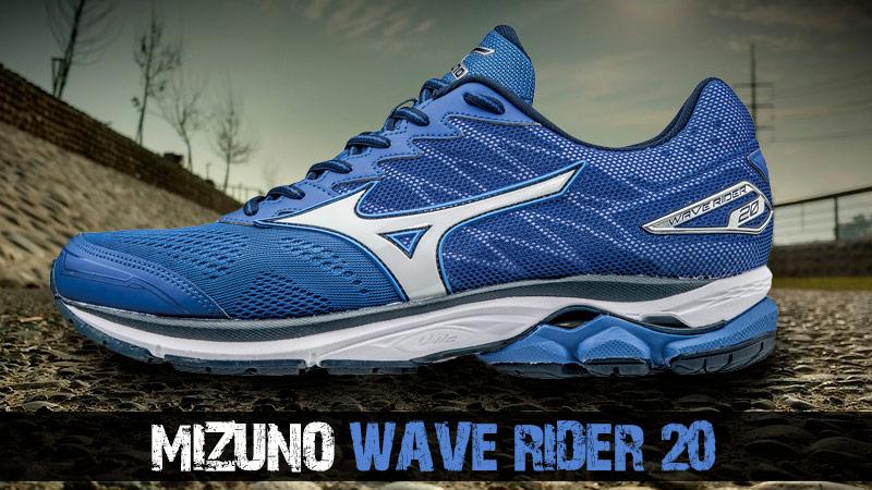 Mizuno Wave Rider 20 Hombre