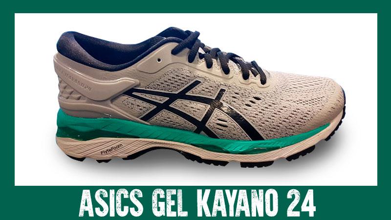 Review Asics Kayano 23 - Zapatillas Pronadoras ...