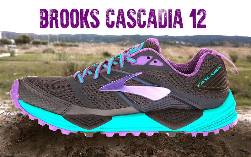 Brooks Cascadia 12