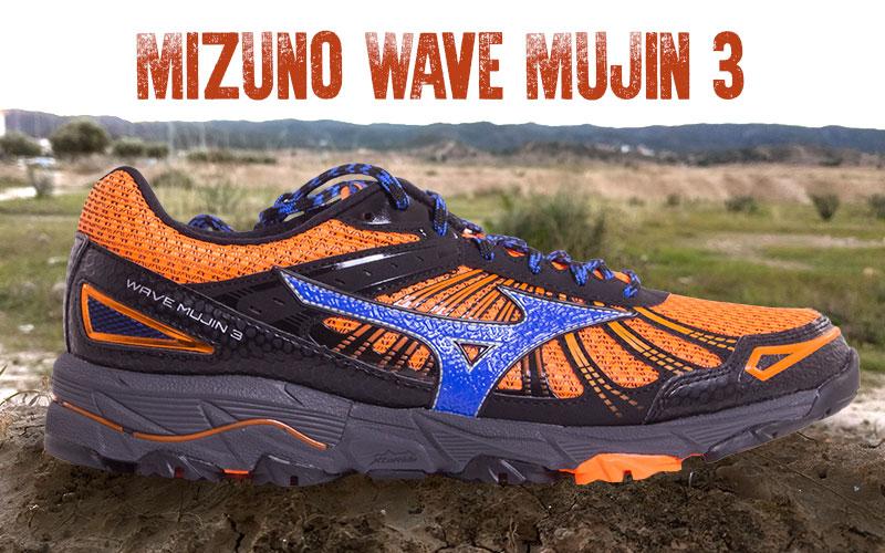Mizuno Wave Mujin 3