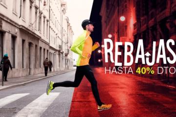 rebajas zapatillas running 2017