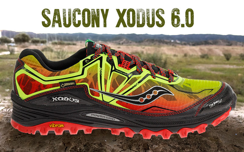 Saucony Xodus 6.0