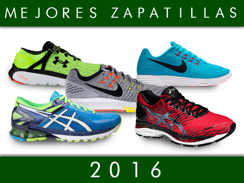 release date: f42b1 362d2 Las mejores zapatillas running 2016