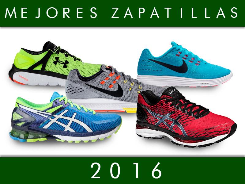 mejores zapatillas 2016 Top 5 mejores zapatillas de correr ...