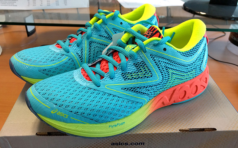 Asics Noosa FF - Review Zapatillas Noosa 2017 ...