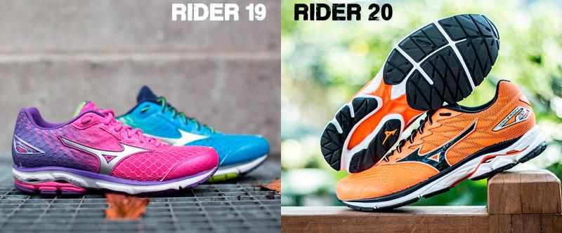 Rider 19 vs Rider 20
