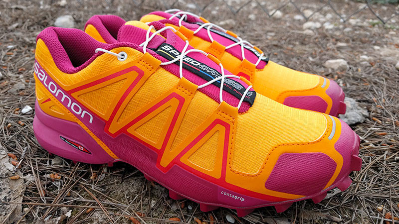 Salomon SpeedCross 4 - Review Análisis y Opiniones ...
