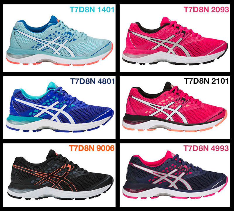 asic pulse 9 mujer