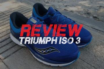 saucony triumph iso 3 review