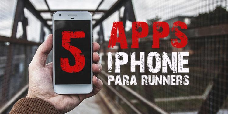 aplicaciones iphone para runners