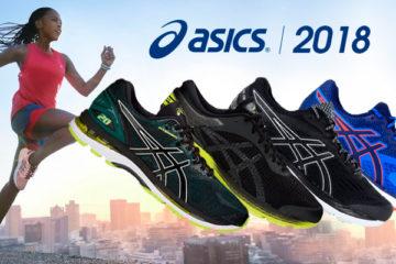 Las mejores zapatillas de Asics 2018