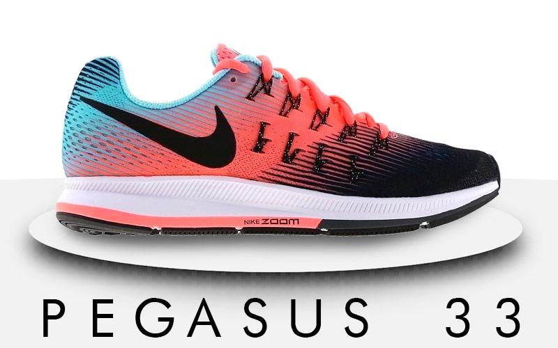 Nuevas Nike Air Zoom Pegasus 33 de 2017. Reebok FloatRide Run UltraKnit 0a03563559d