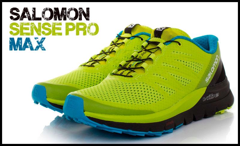 Salomon Sense Pro Max