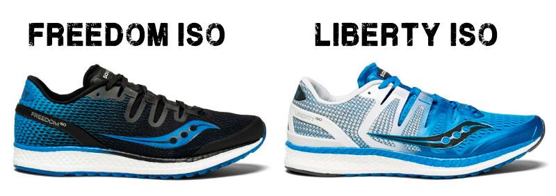 Saucony Liberty Iso | Blog Running | Liberty, Zapatillas y Blog