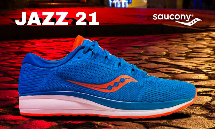 Zapatillas running Saucony Jazz 21