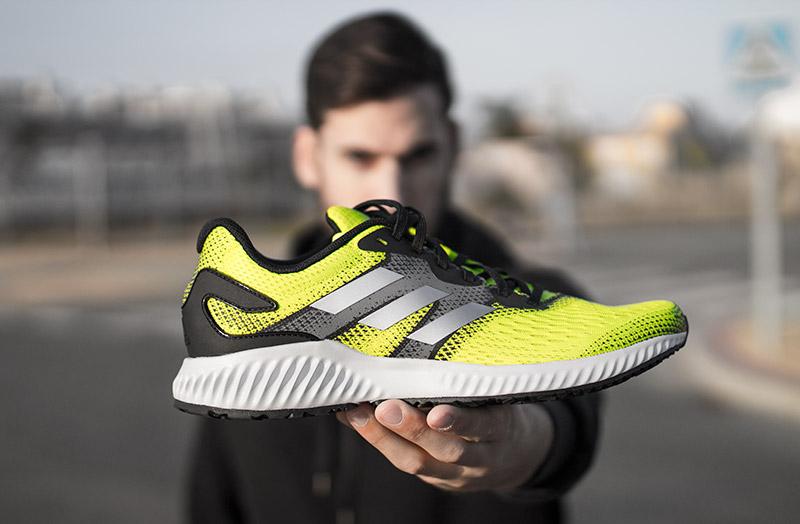 zapatillas running adidas aerobounce