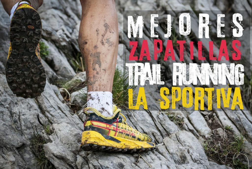 c6b2203f Mejores zapatillas trail running La Sportiva | Zapatillas de montaña