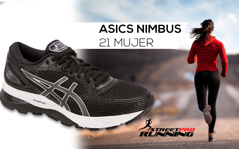 mejores asics mujer