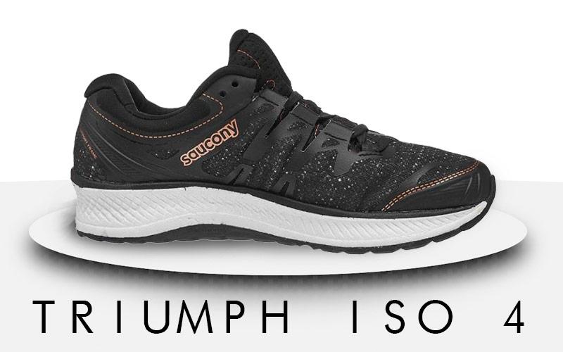 6fe721f4d Ya está disponible para las runners el modelo Triumph ISO 4 de Saucony