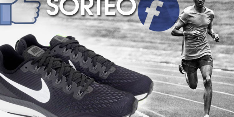 Sorteo Nike Pegasus 34