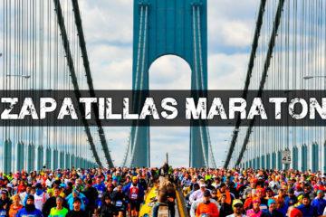 Zapatillas para maraton - Correr Maraton