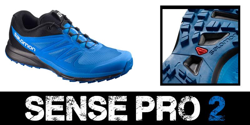 Zapatillas Salomon Sense Pro 2.
