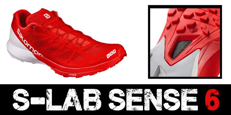 Zapatillas Salomon S-Lab Sense 6.