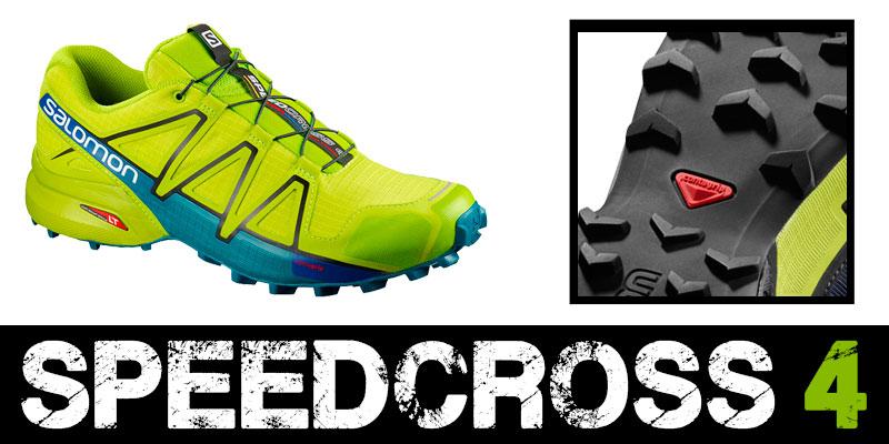 Zapatillas Salomon SpeedCross 4.
