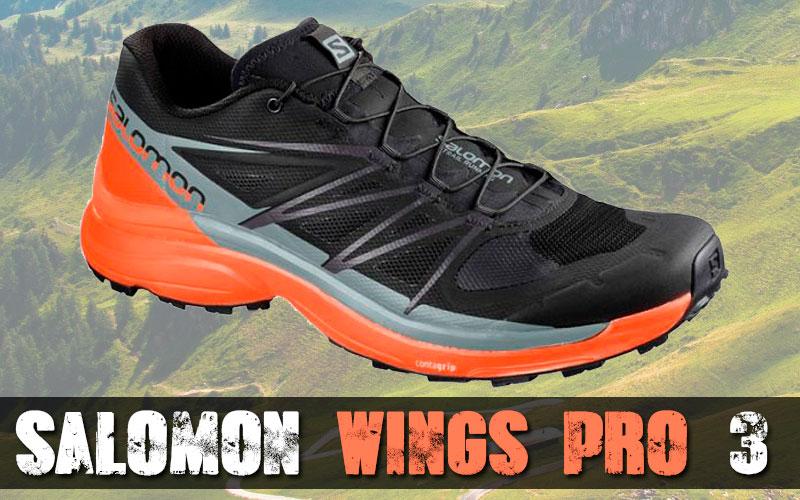 Salomon Wings Pro 3.