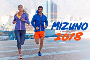 Zapatillas Mizuno 2018 Running.