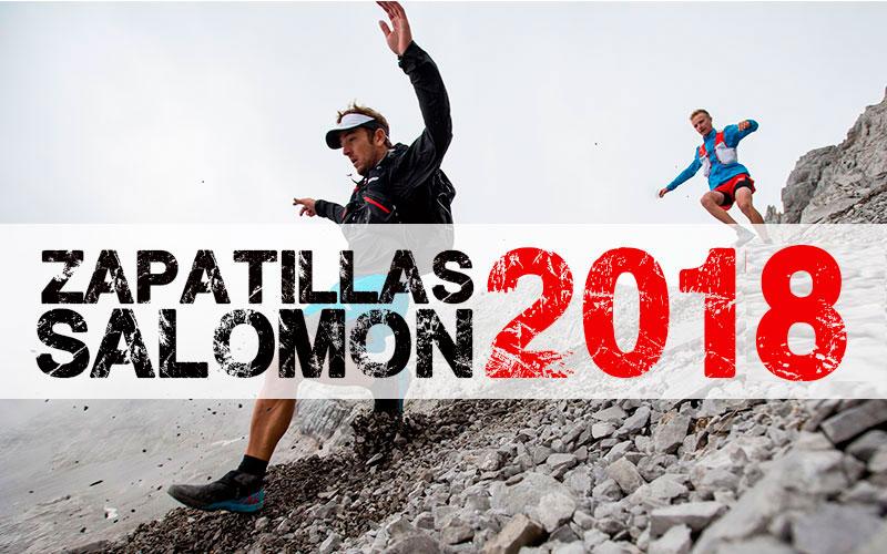 Mejores zapatillas Salomon 2018.