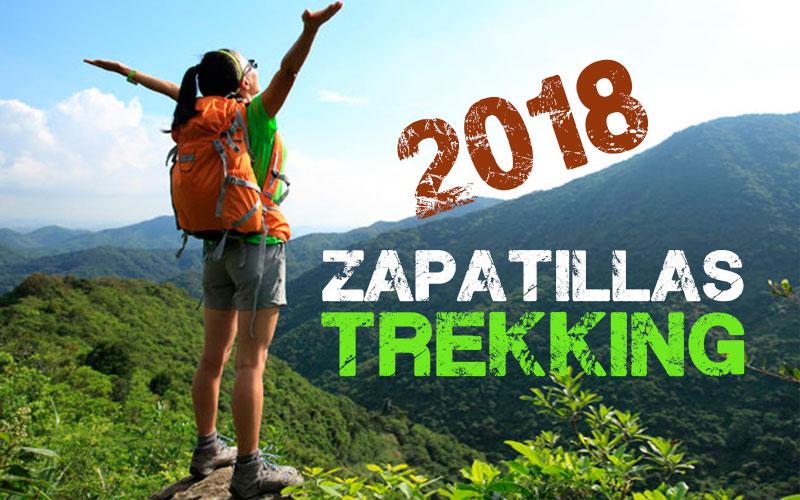 Zapatillas Trekking para mujer