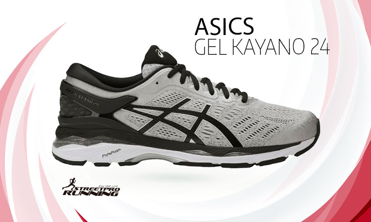 Asics Gel Kayano 24.