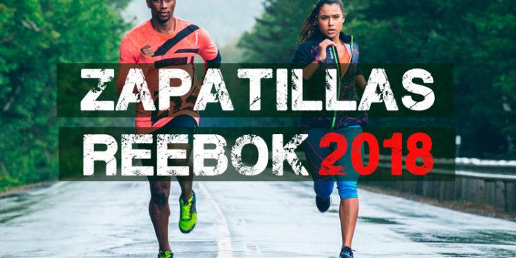 Zapatillas Reebok 2018 de running.