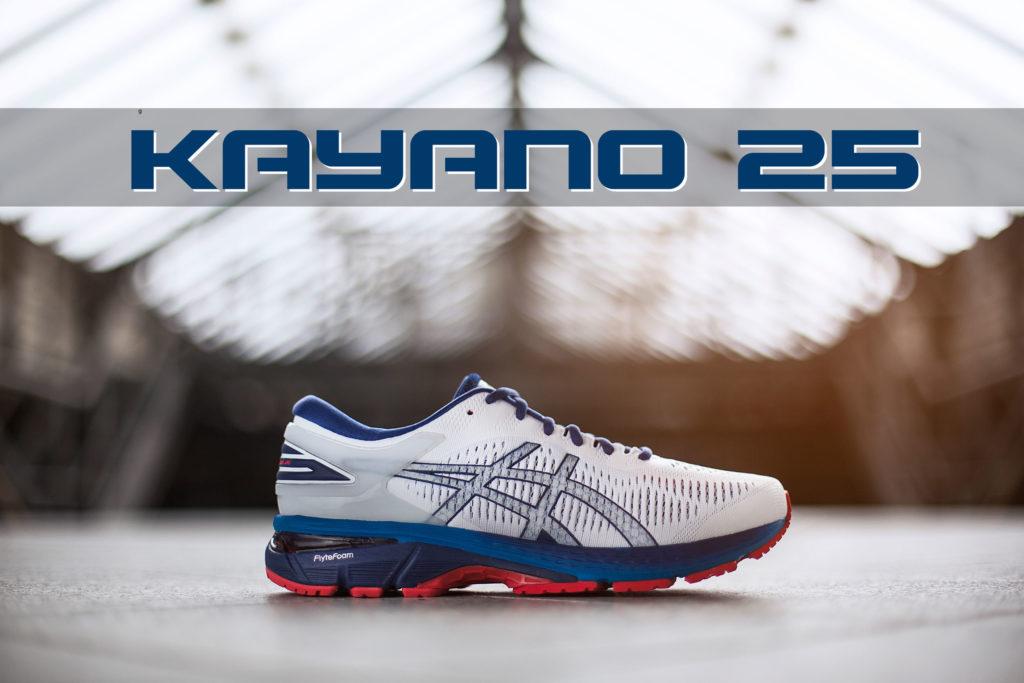 zapatillas asics kayano 25 hombre