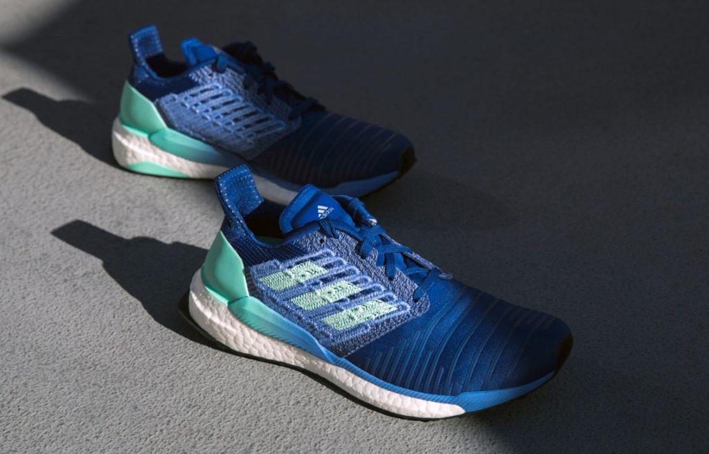 Nuevas zapatillas adidas SolarGlide.