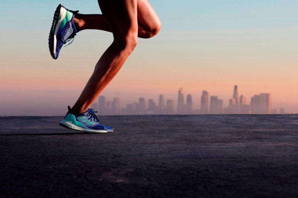 Las adidas SolarBoost son las nuevas zapatillas para correr de adidas. cd7e049de2fe3