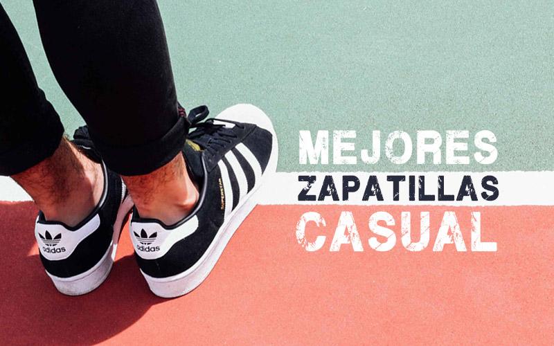 1d819a2d3c0 mejores zapatillas casual 2018 Descubre las mejores zapatillas casual de  2019