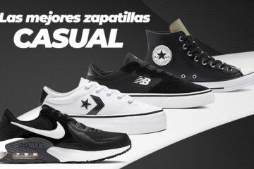 Mejores zapatillas casual