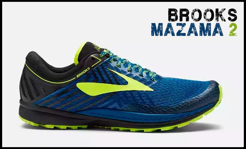 Brooks Mazama 2
