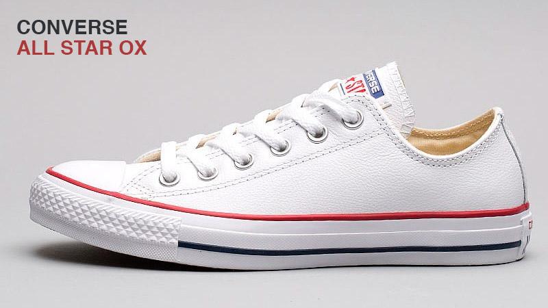 converse zapatillas blancas mujer