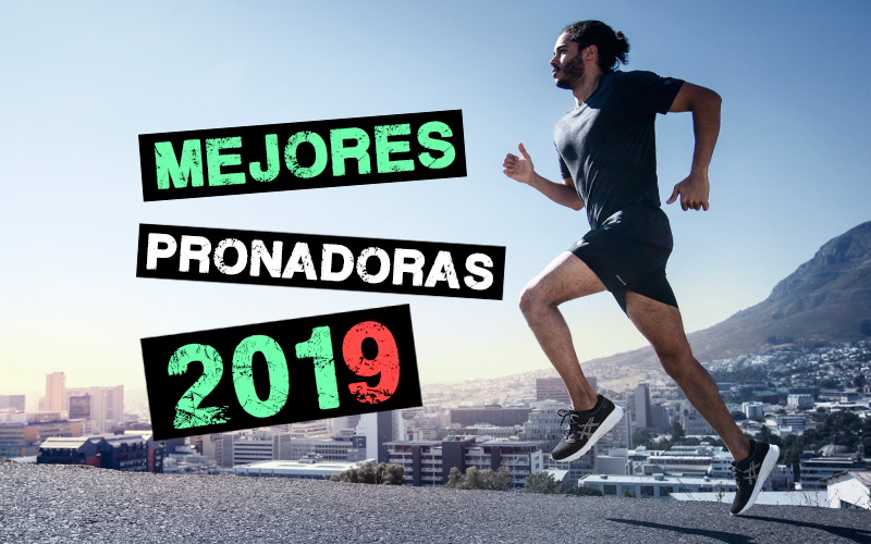 zapatillas trail pronador salomon 2019