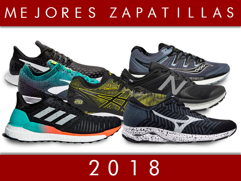 2018 In Line Zapatillas Trail Running Zapatillas adidas