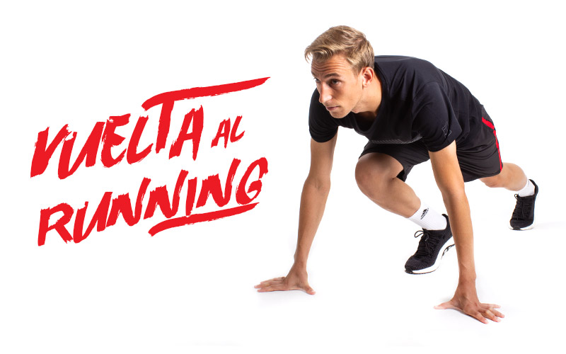 vuelta al running