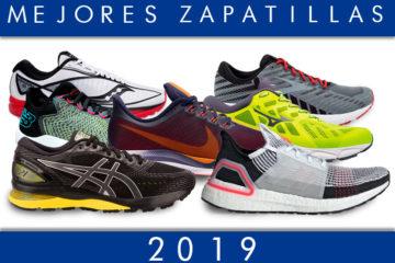 Mejores zapatillas running 2019