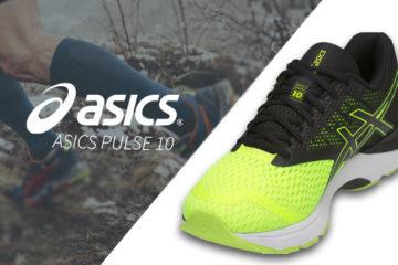 Nuevo calzado Asics gel pulse 10